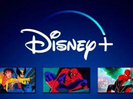 """Imagen cabecera de entrada: [Animación] [Cine] Las películas de Spider-Man y las series animada de los 90 de X-Men y Spider-Man """"próximamente"""" en Disney+"""