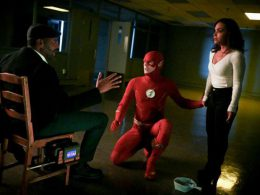 Imagen cabecera de entrada: [Series] Comentarios y audiencias de The Flash 6×16: So Long and Goodnight
