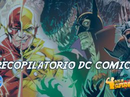 Imagen cabecera de entrada: [Cómics] Recopilatorio DC Comics: noticias de Death Metal, adelanto de Three Jokers, el final de Williamson en Flash y más…
