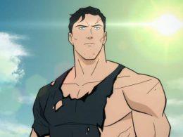 Imagen cabecera de entrada: [Animación] Filtrado el primer avance en movimiento de Superman: Man of Tomorrow
