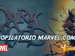 Imagen cabecera de entrada: [Cómics] Recopilatorio Marvel Comics: anuncio de Dark Ages, portadas de X of Swords…