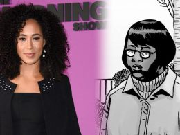 Imagen cabecera de entrada: [Series] Margot Bingham se une a la temporada 11 de The Walking Dead