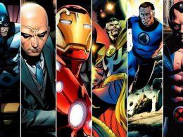 Imagen cabecera de entrada: [Cine] [Series] Marvel Studios trabajaría en una película o serie de los Illuminati