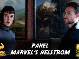 Imagen cabecera de entrada: [Series] Primer trailer de Helstrom y resumen de detalles de la Comic-Con@Home