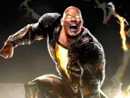 Imagen cabecera de entrada: [Cine] Dwayne Johnson comparte arte de Black Adam antes de DC FanDome