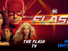 Imagen cabecera de entrada: [DC Fandome] [Series] Panel de la serie de The Flash: trailer de la temporada 7 y detalles