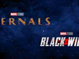 Imagen cabecera de entrada: [Cine] Los vaivenes de fechas de Viuda Negra y Eternos en la web de Marvel
