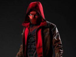 Imagen cabecera de entrada: [Series] Primeras imágenes de  Jason Todd como Red Hood en la temporada 3
