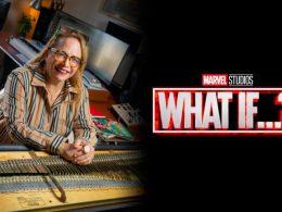 Imagen cabecera de entrada: [Animación] Laura Karpman realizará la banda sonora de What If….?