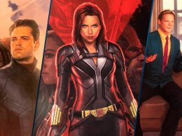 Imagen cabecera de entrada: [Cine] [Series] Primeros artes de Black Widow, The Falcon and The Winter Soldier y WandaVision