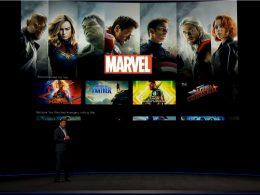 Imagen cabecera de entrada: [Series] Primeros detalles de Disney+: logo de Falcon & Winter Soldier, Bruja Escarlata y Visión se unirán en WandaVision y más contenidos confirmados de Marvel y Star Wars