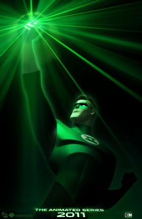 Imagen cabecera de entrada: [Animación] Hablan los productores de Green Lantern:The Animated Series