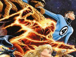 Imagen cabecera de entrada: [Reseñas] Marvel Saga. Los 4 Fantásticos de Jonathan Hickman, núm. 6: Para siempre