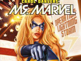 Imagen cabecera de entrada: [Reseñas] 100% Marvel HC. Carol Danvers: Ms. Marvel, núm. 2: La Iniciativa