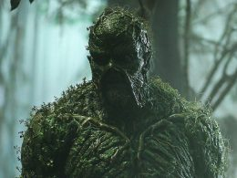 Imagen cabecera de entrada: [Series] Macon Blair como The Phantom Stranger en imágenes de Swamp Thing 1×05: Drive All Night