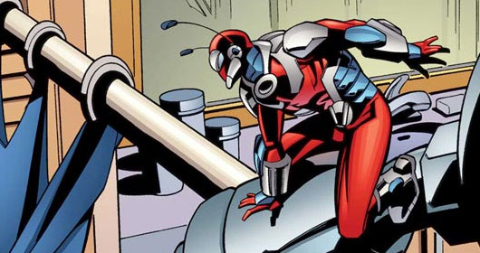 Edgar Wright continúa interesado en Ant-Man