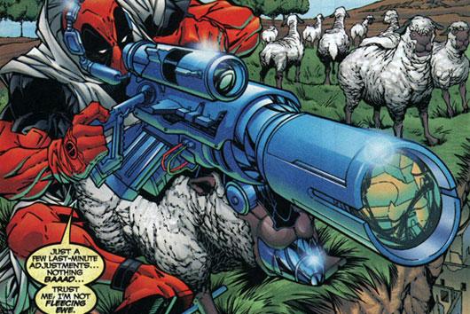 Imagen cabecera de entrada: Ryan Reynolds habla de Deadpool y Robert Rodriguez comenta sus problemas de agenda