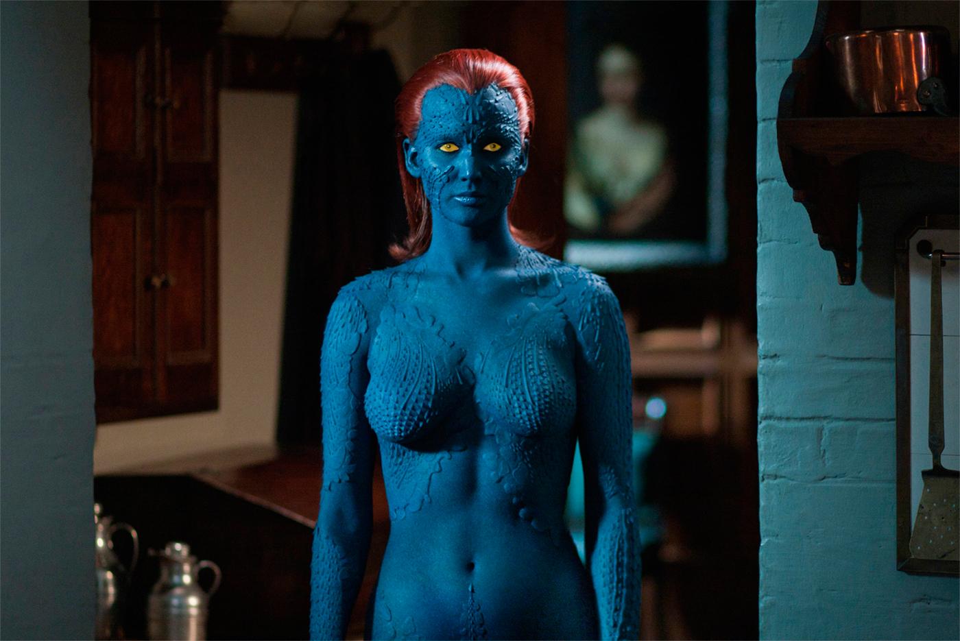 Imagen cabecera de entrada: [Cine] Nueva imagen de Mística en X-Men: First Class (X-Men: Primera Generación)