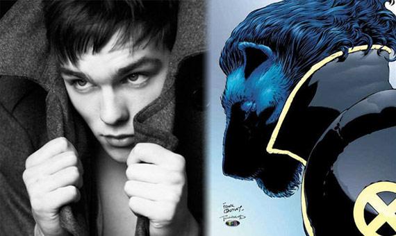 Imagen cabecera de entrada: [Cine] Nicholas Hoult habla de su papel como Beast/Bestia en X-Men: First Class