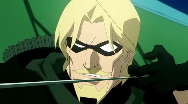 Imagen cabecera de entrada: Disponible el corto de animación de Green Arrow