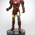Busto de la Mark VI de Iron Man 2