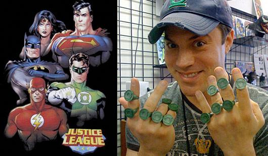 Imagen cabecera de entrada: [Cine] Geoff Johns habla de Flash, Wonder Woman y Justice League