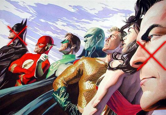 Imagen cabecera de entrada: Justice League sigue adelante aunque con ausencia de superhéroes