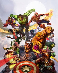 Trailer de la película Marvel Zombies