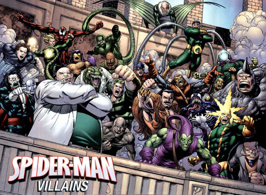 ¿Los villanos retrasan Spider-Man 4?