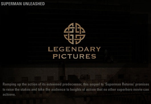 Captura de la web de Legendary Pictures