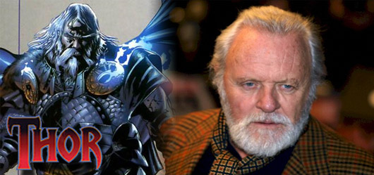Anthony Hopkins es Odn en Thor  BdS  Blog de Superhroes