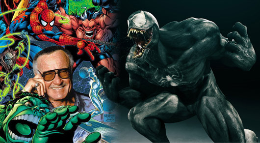 Stan Lee tendrá cameo en el spin-off de Venom