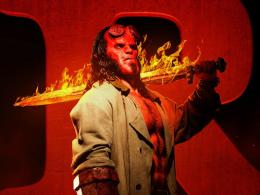 Imagen cabecera de entrada: [Cine] Hellboy consigue 1,38 millones de dólares en pases del jueves noche y nuevo póster
