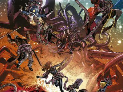 Imagen cabecera de entrada: [Reseñas] Guerras del Infinito, núm. 3