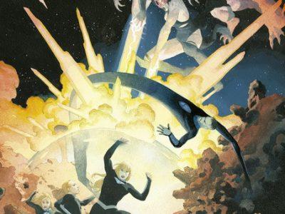 Imagen cabecera de entrada: [Reseñas] Los Cuatro Fantásticos, núm. 2