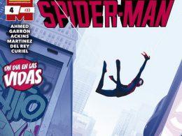 Imagen cabecera de entrada: [Reseñas] Miles Morales: Spider-Man, núm. 4