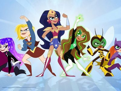 Imagen cabecera de entrada: [Series] Trailer de DC Super Hero Girls, nueva serie de Cartoon Network