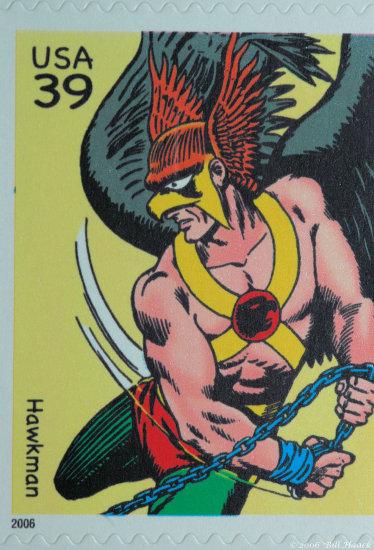 Imagen cabecera de entrada: Superhéroes y Ciencia: Hawkman, superpoderes