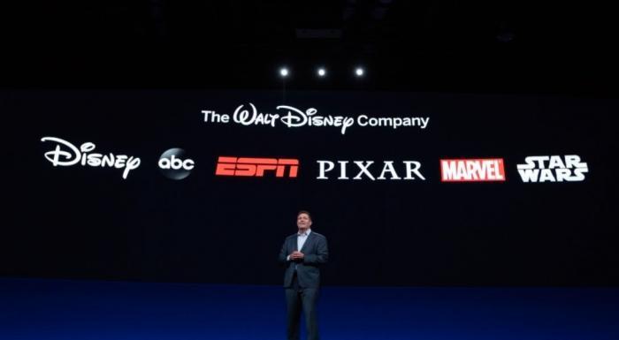 Presentación de Walt Disney
