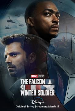 Póster oficial de The Falcon and the Winter Soldier