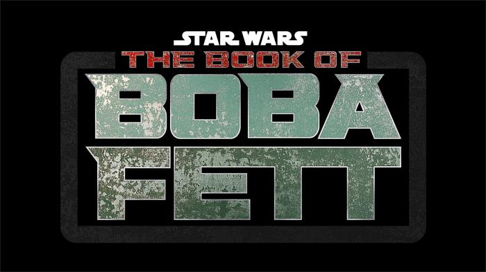 Logo oficial de The Book of Boba Fett