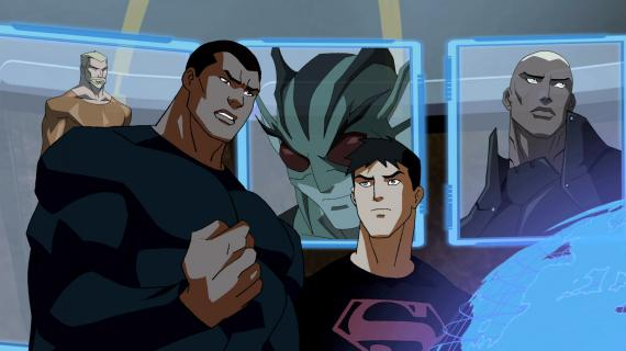 Imagen del episodio 2.08: Satisfaction, de Young Justice (2012)