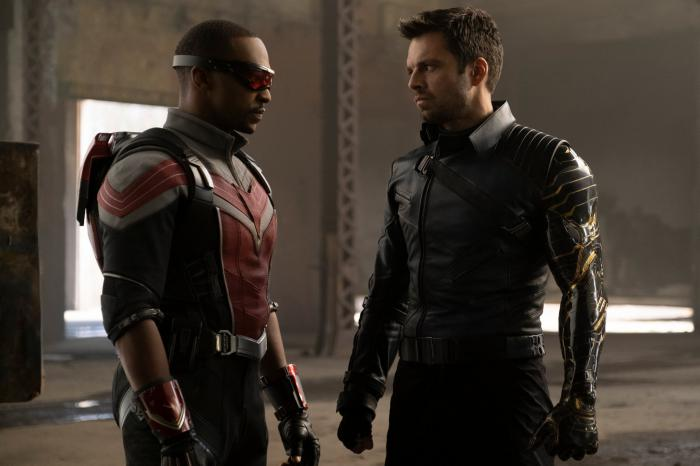 Imagen de The Falcon and the Winter Soldier