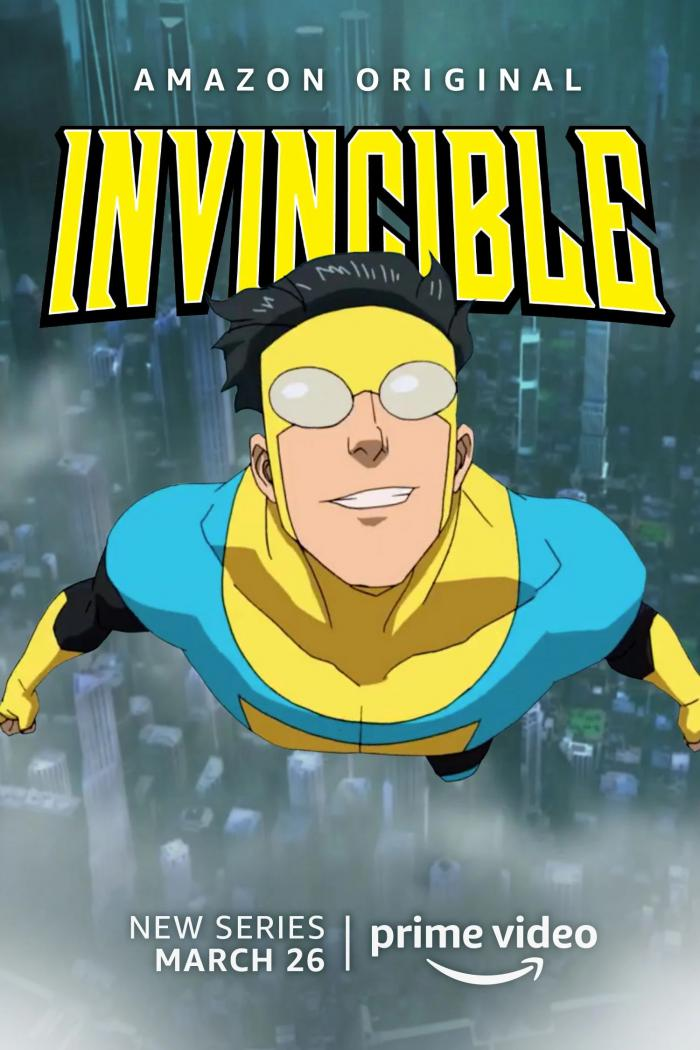 Invincible (2021) de Amazon Prime