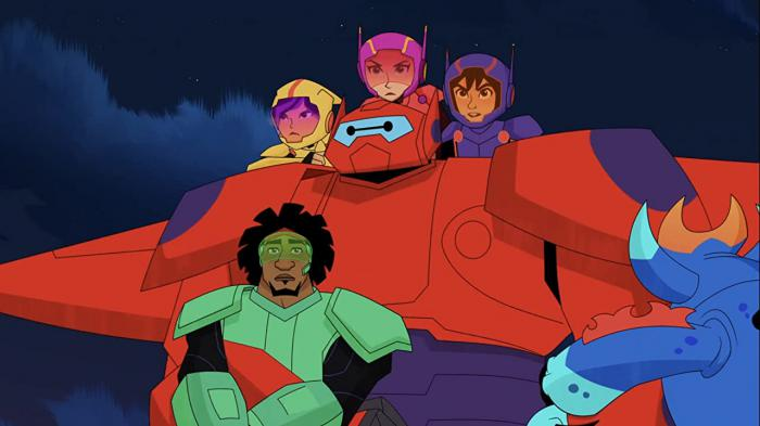 Imagen de la temporada 3 de Big Hero 6 The Series (2017)