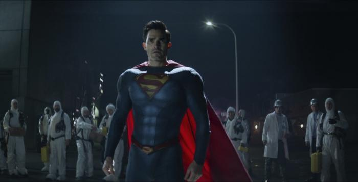 Captura de spot de la primera temporada de Superman & Lois (2021)