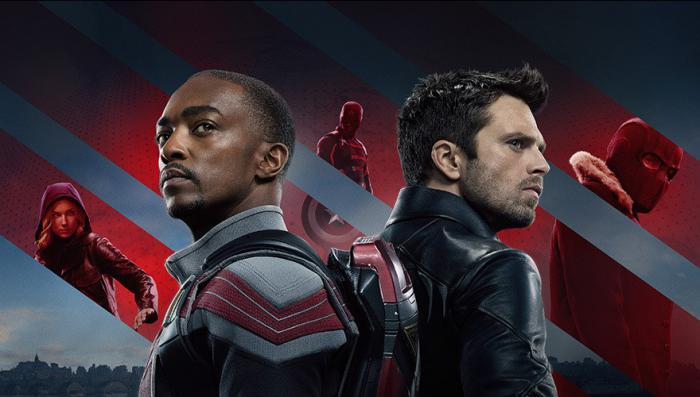 Banner de The Falcon and the Winter Soldier