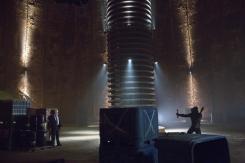 Imagen del segundo capítulo de Arrow