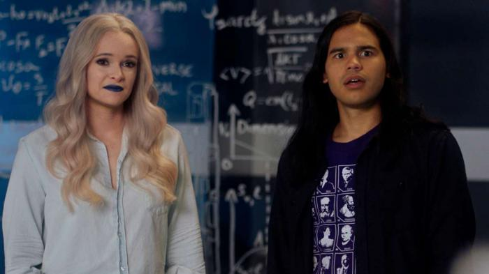 Imagen de The Flash 7x02: The Speed of Thought