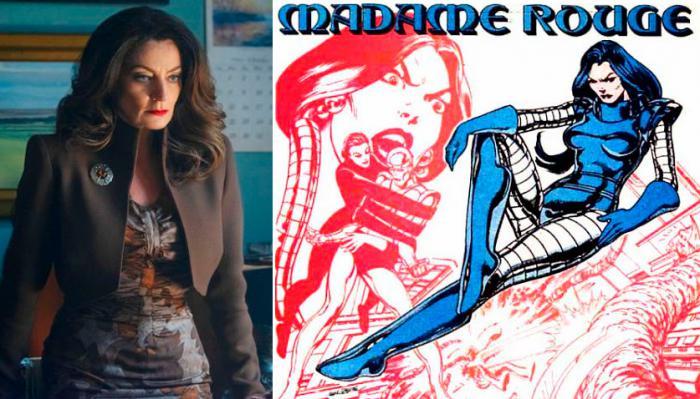 Michelle Gomez será Madame Rouge en la temporada 3 Doom Patrol